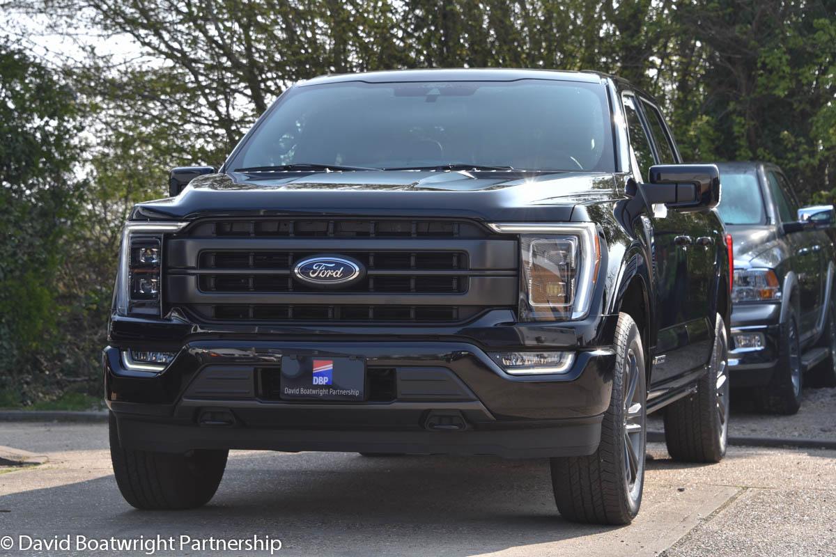 NEW Ford F150 2021 Hybrid 430BHP Lariat UK