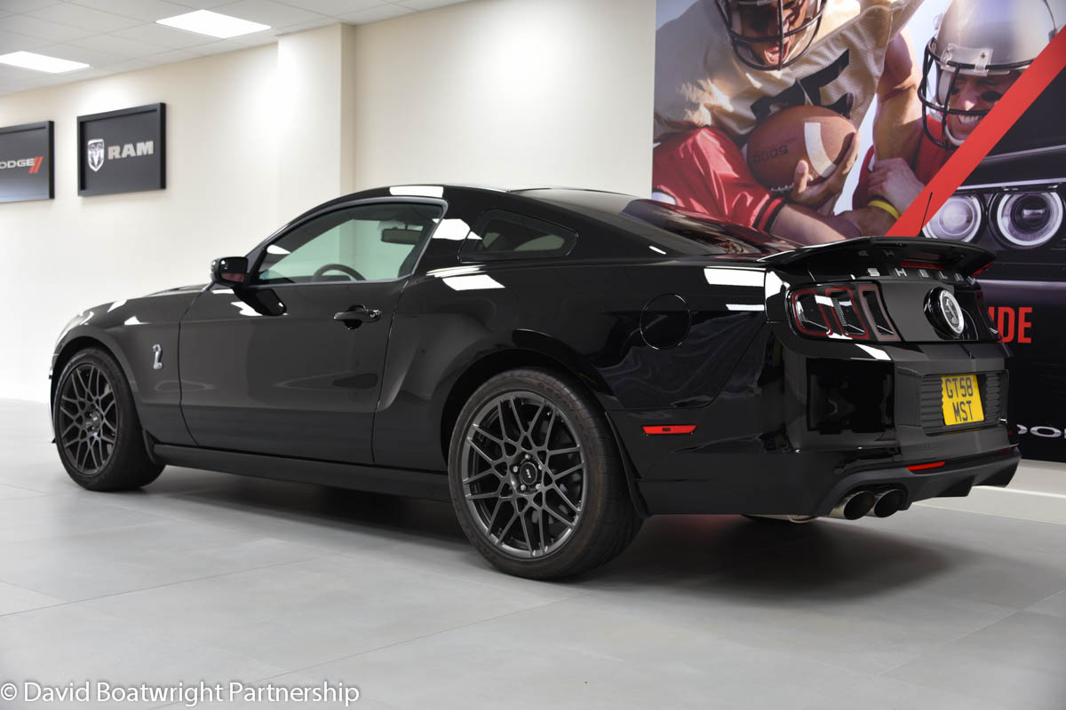 2014 Mustang GT500 Shelby UK 3,000 Miles