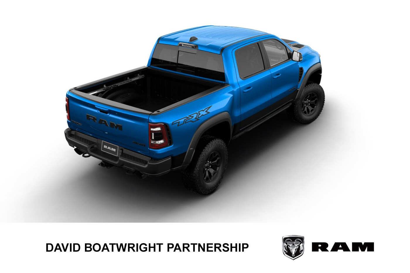 New RAM TRX UK David Boatwright Partnership