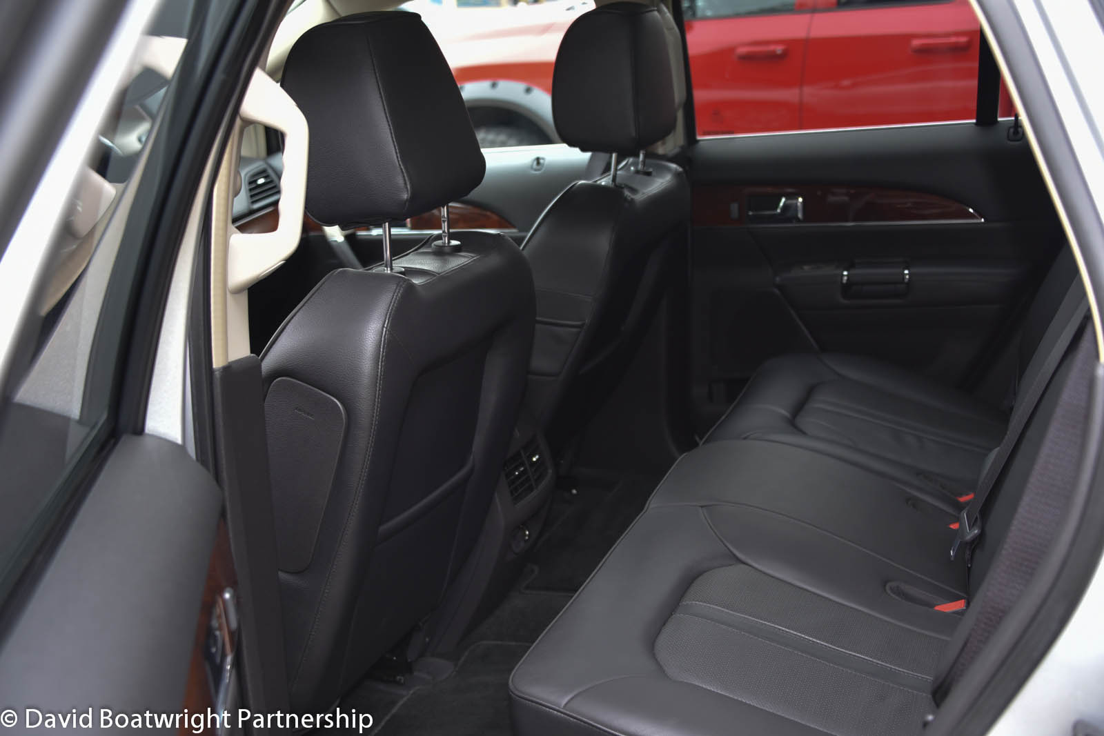 17 Reg Lincoln MKX Ultimate 2014