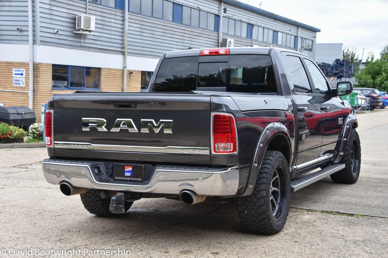 2016 RAM Limited Rambox