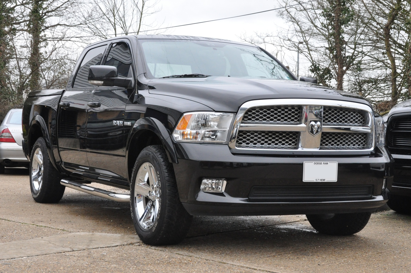 2009 59 dodge ram crew cab 4x4 sport prins lpg. Black Bedroom Furniture Sets. Home Design Ideas