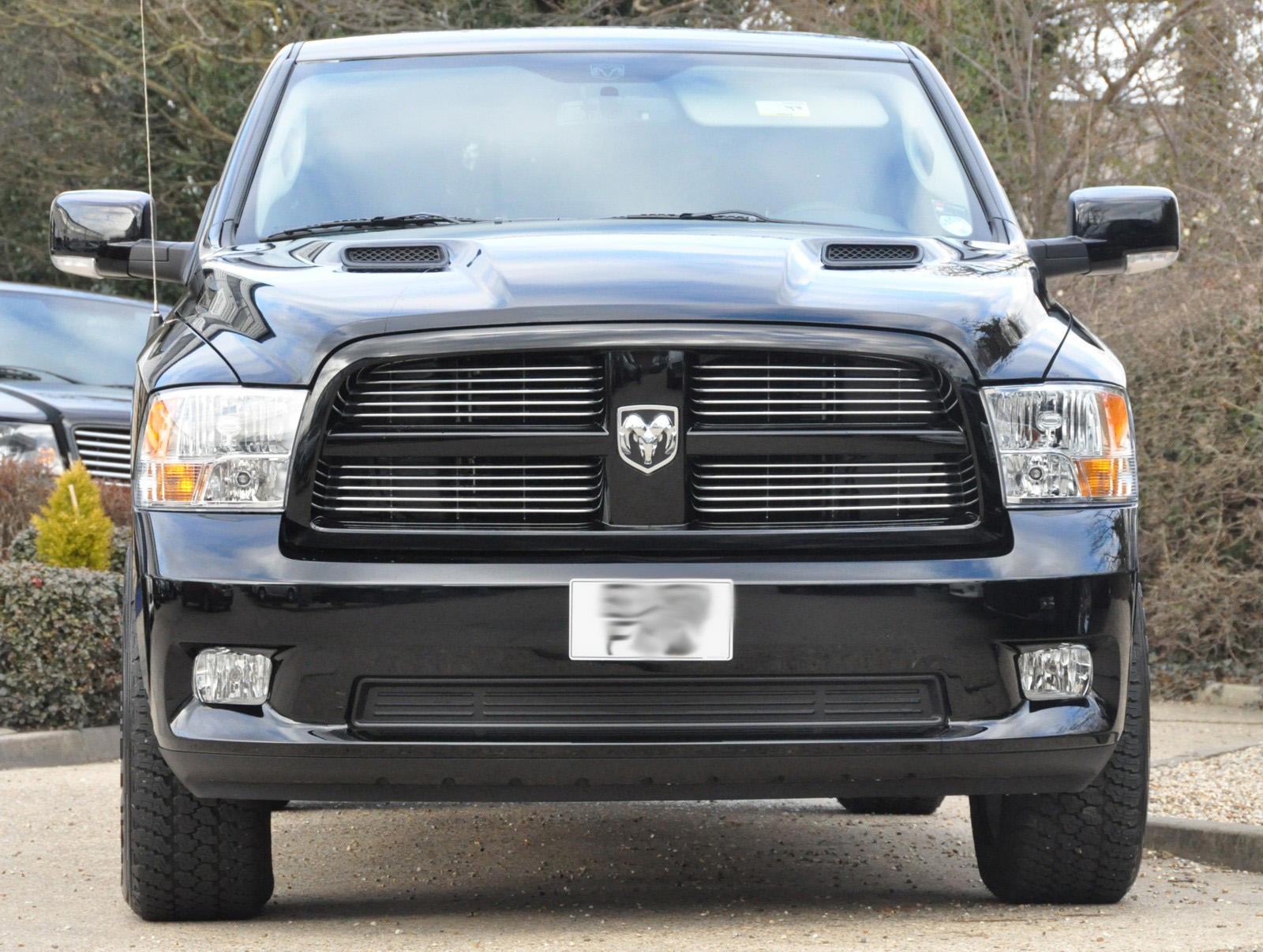2012 Dodge Ram Sport Black