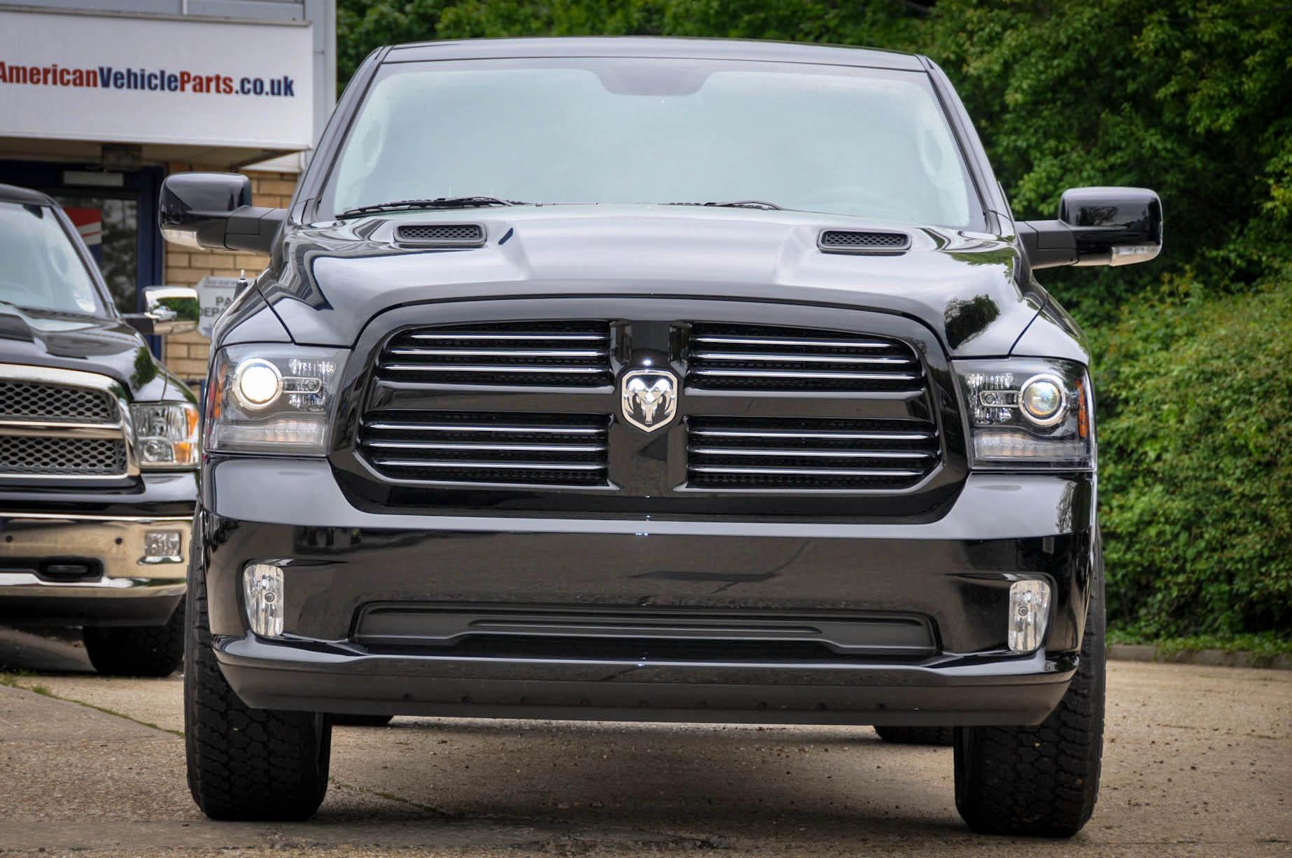 New Dodge Ram Sport